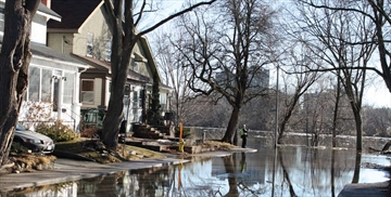 Wicked winter, wild spring prompt flood warnings for Ottawa– Image 1