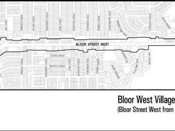 Bloor West Village Avenue Study