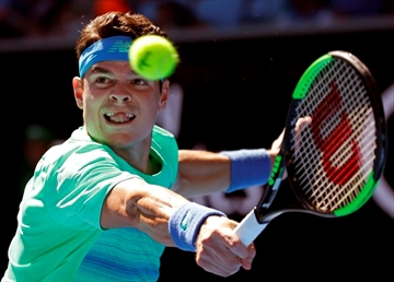 Raonic advances at Australian Open-Image1