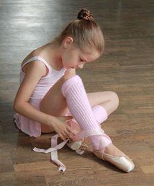 Ballet clothes store