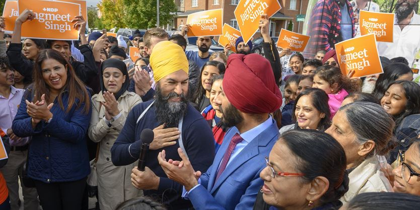 ANALYSIS: Does the ethnic vote exist in Brampton and Mississauga?