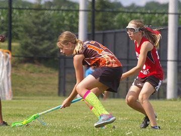 Women's field lacross championships in Orillia