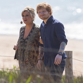 Ed Sheeran lands 'medieval' TV role-Image1