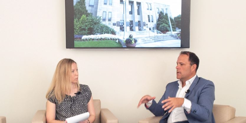 VIDEO: #AskSendzik: September Chat with the Mayor