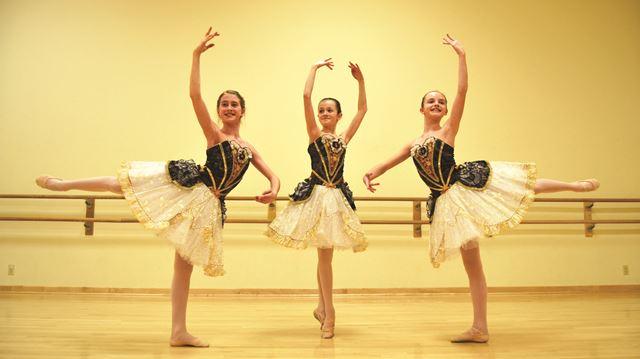 Trio dancer forex review