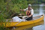 Volunteers cleaning up shorelines near Alliston