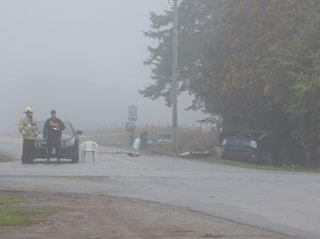 Woman killed in crash near Tottenham