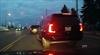 Road rage allegation