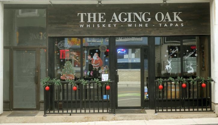 Opinion   Tempting tapas at Aging Oak, Hespeler's new wine
