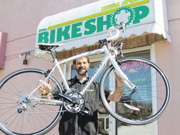 Mark Matthews, owner of Total Sports – The Bike Shop in Midland, has donated a Valence Alloy A2 Norco Bicycle valued at $1,160 for the early-bird draw.