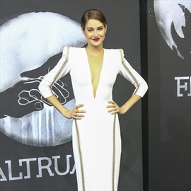 Shailene Woodley 'confident' with nudity-Image1