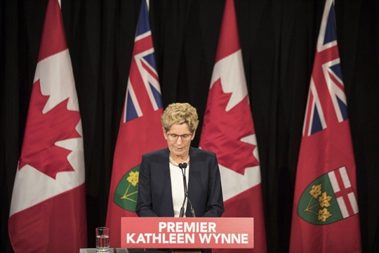 ontario legislature resumes tuesday with a focus on hydro