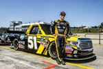 Twenty-four-year-old chosen for NASCAR Next program