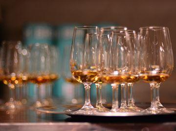 Whisky at 60-feet under
