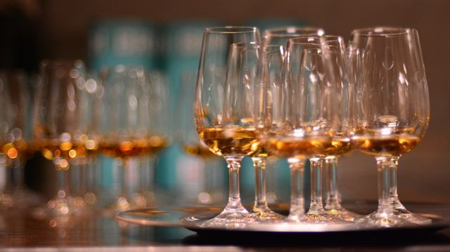 Whisky at 60-feet under