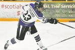 Penetang Kings post overtime win against Midland Flyers in Game 4