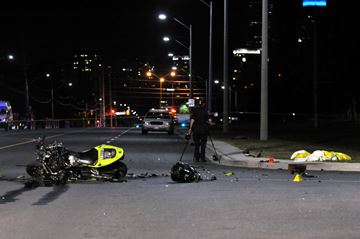 Motorcycle fatal