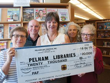Library funding