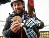 Hudec's medal mirrors his ski career-Image1
