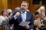 Mulcair, Trudeau, PM  spar over NDP ethics -Image1