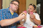 Delicious task for cupcake judges in Penetanguishene