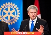 Harper warns about spread of Ebola -Image1