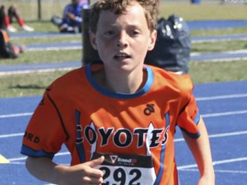 Coyote runners from  Meaford invade Toronto