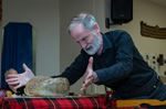 Midland Legion honours Robbie Burns with dancing, tunes and haggis