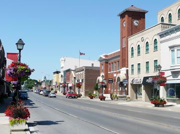 Downtown Aurora