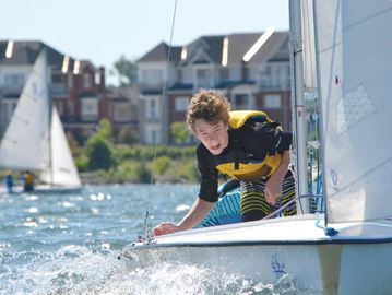 Sidelaunch Days hit Collingwood harbour this weekend