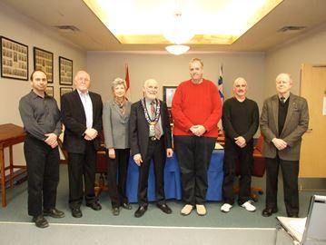 Council begins new term