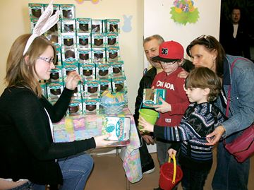 Huronia Museum welcomes kids for Easter fun