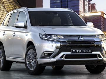 The Mitsubishi Outlander PHEV has reached the 200,000 global sales mark making it the world's best-selling plug-in hybrid.
