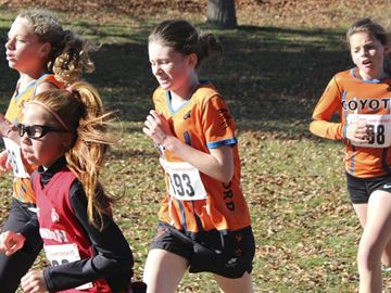 Meaford Coyotes end season with solid provincial XCperformance