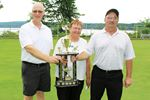 Tom Smith trophy awarded at Midland and District Lawn Bowling Club