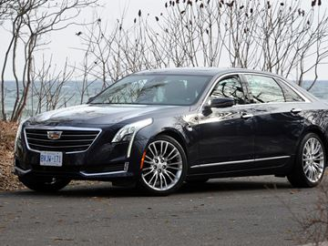 The Cadillac of full-size sedans