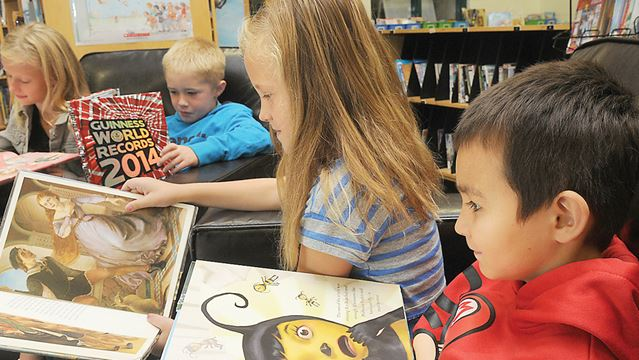 Terry Fox Public School - Indigo Adopt a School