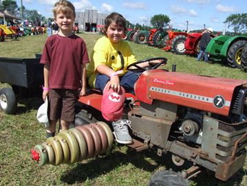 Steam show blows into Cookstown this weekend