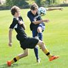 Uxbridge hosts Sinclair in junior boys' soccer match