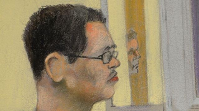 Jun Lin's lover testifies at Magnotta murder trial-Image1