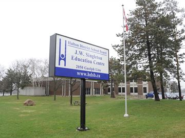 Halton public high school teachers begin job sanctions
