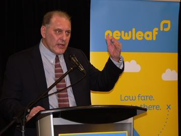 NewLeaf's Chief Financial Officer Dean Dacko