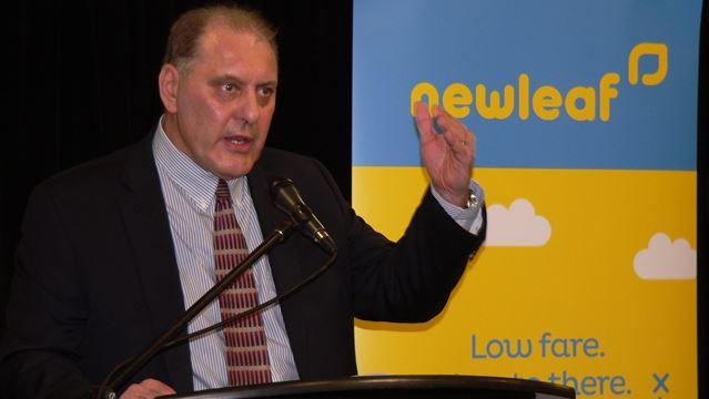 NewLeaf's Chief Financial Officer Dean Dacko