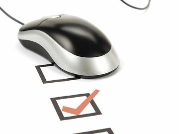 Online Internet Voting