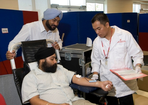 Blood in short supply | Mississauga.com