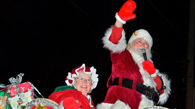 Windsor Santa Claus Parade