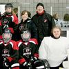 Port Perry High School girls' hockey squad champions in LOSSA playoffs