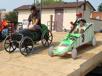 Meaford Soap Box Derby a hit with racers and spectators