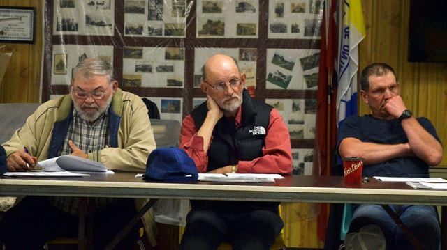 Tri-Council Meeting