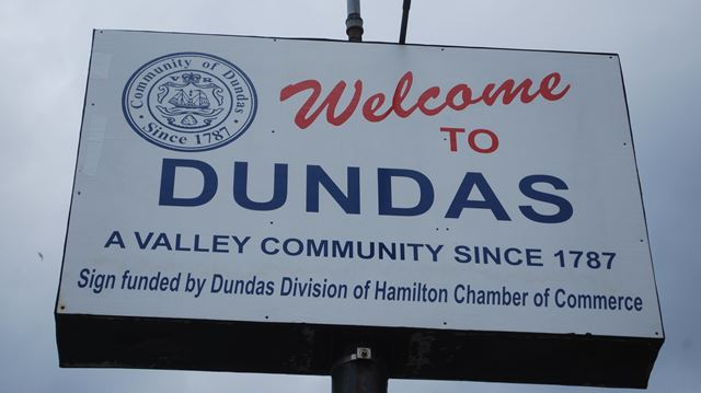 Welcome to Dundas